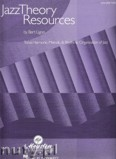 Ok�adka: Ligon Bert, Jazz Theory Resources