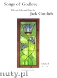 Okładka: Gottlieb Jack, Songs of Godlove, Volume 1: A-S