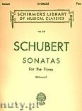 Okładka: Schubert Franz, 10 Sonatas
