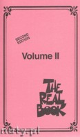 Ok�adka: , The Real Book - Mini Edition, vol. 2