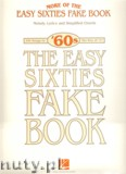 Okładka: , More Of The Easy Sixties Fake Book