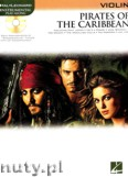 Ok�adka: , Pirates Of The Caribbean (Violin)