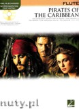 Ok�adka: , Pirates Of The Caribbean (Flute)