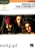 Ok�adka: , Pirates Of The Caribbean (Viola)