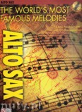 Ok�adka: , The World's Most Famous Melodies for Alto Sax