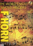 Ok�adka: , The World's Most Famous Melodies for F Horn