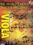Ok�adka: , The World's Most Famous Melodies for Viola