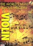 Ok�adka: , The World's Most Famous Melodies for Violin