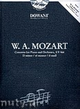 Okładka: Mozart Wolfgang Amadeusz, Concerto For Piano And Orchestra KV 466