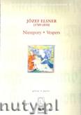 Okładka: Elsner Józef, Nieszpory (głosy)