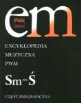 Okładka: , Encyklopedia muzyczna PWM t.10 - Sm-Ś