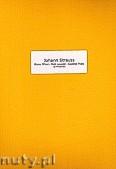 Okładka: Strauss Johann, Walc Cesarski (partytura + głosy)