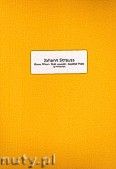 Ok�adka: Strauss Johann, Walc Cesarski (partytura + g�osy)