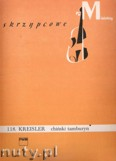 Okładka: Kreisler Fritz, Chiński tamburyn