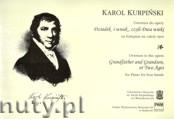 Okładka: Kurpiński Karol, Uwertura do opery