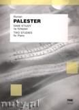 Okładka: Palester Roman, Dwie Etiudy na fortepian