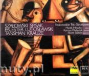 Okładka: Krakowskie Trio Stroikowe, Krakowskie Trio Stroikowe