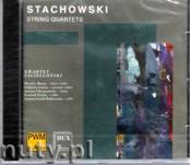 Okładka: Stachowski, Kwartet Jagielloński - płyta CD