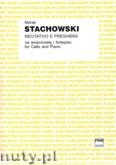 Okładka: Stachowski Marek, Recitativo e preghiera na wiolonczelę i fortepian