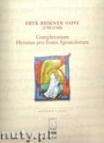 Okładka: Osppe Eryk Brikner, Completorium. Hymnus Pro Festis Apostolorum - partytura