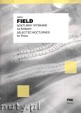 Okładka: Field John, Nokturny wybrane na fortepian