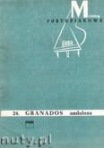 Okładka: Granados Enrique, Andaluza