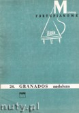 Ok�adka: Granados Enrique, Andaluza