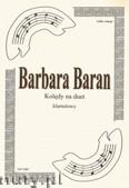Okładka: Baran Barbara, Kolędy na duet Cl i Cl
