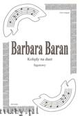 Okładka: Baran Barbara, Kolędy na duet Fg i Fg