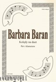 Ok�adka: Baran Barbara, Kol�dy na duet Fl i Cl
