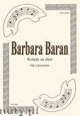 Okładka: Baran Barbara, Kolędy na duet Hn i Tbn