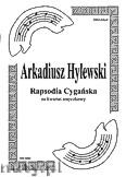 Okładka: Hylewski Arkadiusz, Rapsodia cygańska na kwartet smyczkowy