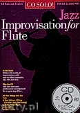 Ok�adka: R�ni, Jazz Improvisation For Flute (+ CD)