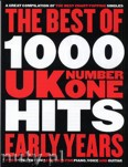 Ok�adka: , The Best Of 1000 UK No.1 Hits: Early Years (1952-1974)