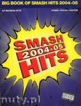 Okładka: Różni, Big Book Of Smash Hits 2004-2005