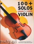 Ok�adka: R�ni, 100 + Solos For Violin