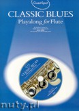 Ok�adka: R�ni, Classic Blues Playalong for Flute (+ CD)