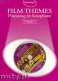 Okładka: Long Jack, Film Themes Playalong For Alto Saxophone (+ CD)