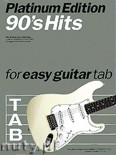 Ok�adka: R�ni, 90s Hits For Easy Guitar Tab: Platinum Edition