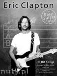 Ok�adka: Clapton Eric, Eric Clapton For Easy Guitar Tab