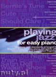 Ok�adka: , Playing Jazz For Easy Piano