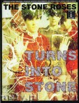 Ok�adka: Stone Roses The, Turns Into Stone