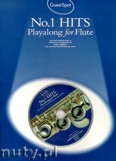 Ok�adka: Honey Paul, No. 1 Hits Playalong For Flute (+ CD)