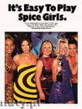 Ok�adka: Spice Girls The, It's Easy To Play The Spice Girls
