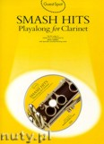 Okładka: Różni, Smash Hits Playalong For Clarinet (+ CD)