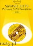 Ok�adka: R�ni, Smash Hits Playalong For Alto Saxophone (+ CD)