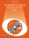 Ok�adka: R�ni, Today's Hits Playalong For Flute (+ CD)