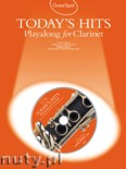 Ok�adka: R�ni, Today's Hits Playalong For Clarinet (+ CD)