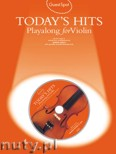 Ok�adka: Lesley Simon, Today's Hits Playalong For Violin (+ CD)