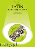 Ok�adka: , Latin Playalong For Flute (+ CD)